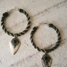 Arrow Head Hoops